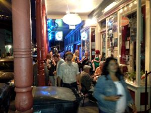 Café Rose Nicaud, Frenchmen Street, New Orleans