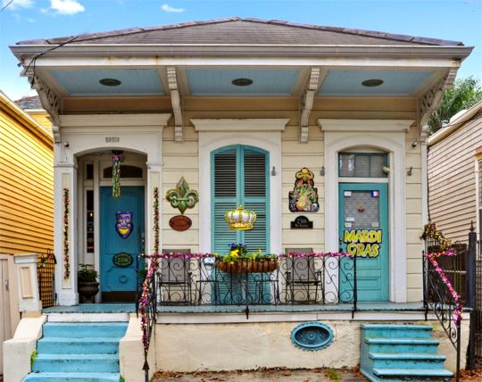 New Orleans Property Value Map