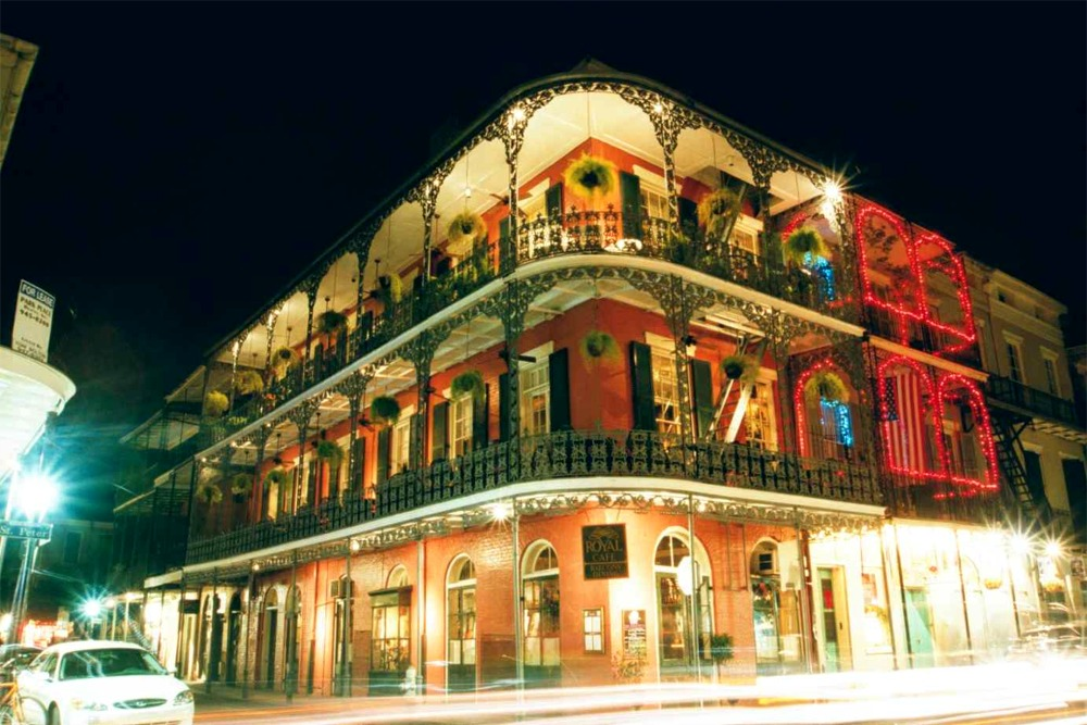 La Dauphine Rsidence des Artistes New Orleans Bed and Breakfast